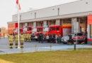 Strażacy z Lubartowa przenieśli się do nowej siedziby