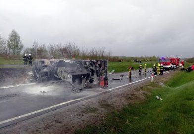 Tragiczny wypadek na obwodnicy Leżajska