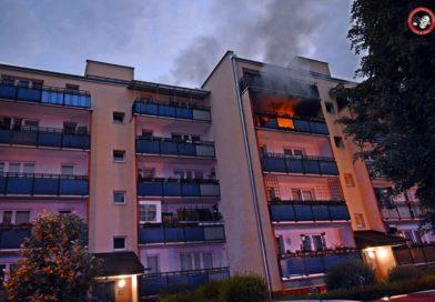 Tragiczny pożar mieszkania w Pruszkowie. Nie żyje 16-latek
